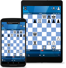 Play on Internet Chess Club on your Android device